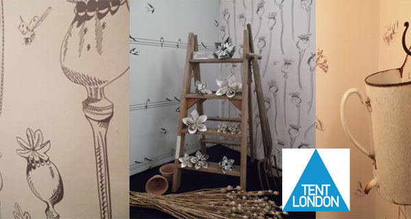 Read more about Earth Inke at TENT London Interior design trade show